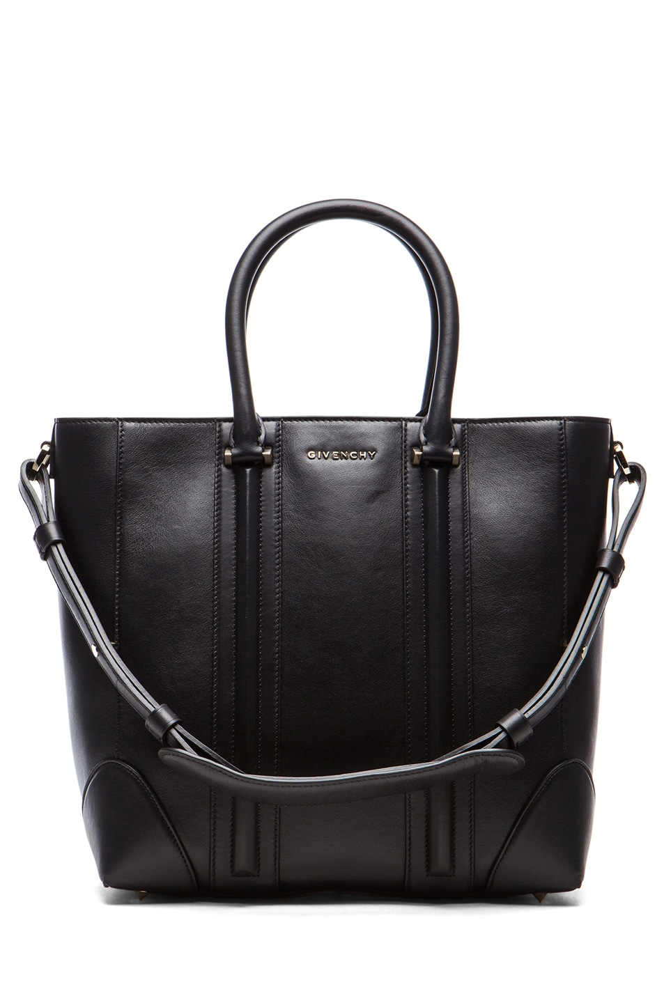 Image 1 of GIVENCHY Medium Lucrezia Tote in Black