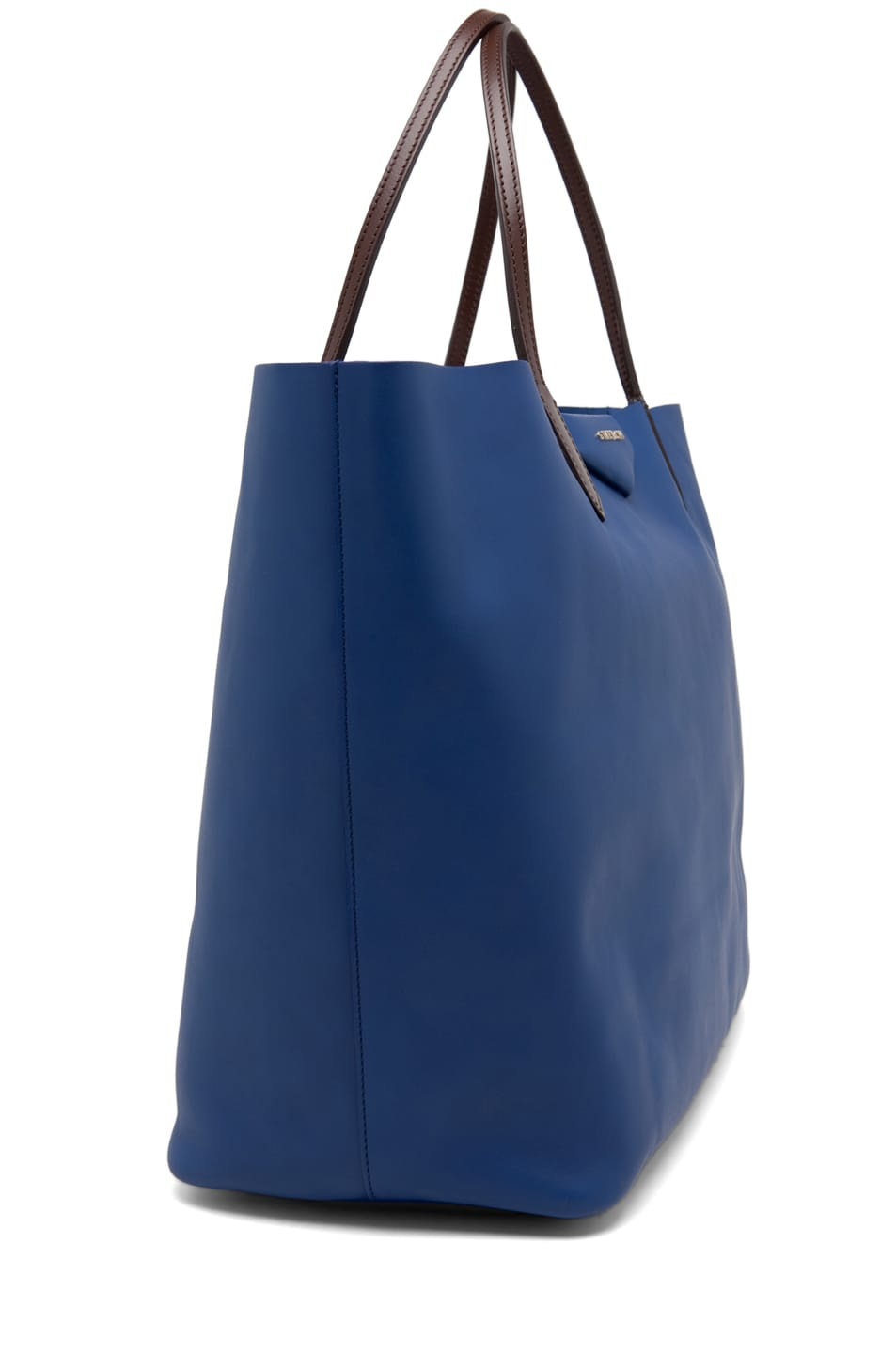 Image 3 of GIVENCHY Shopper with Pouch in Blue