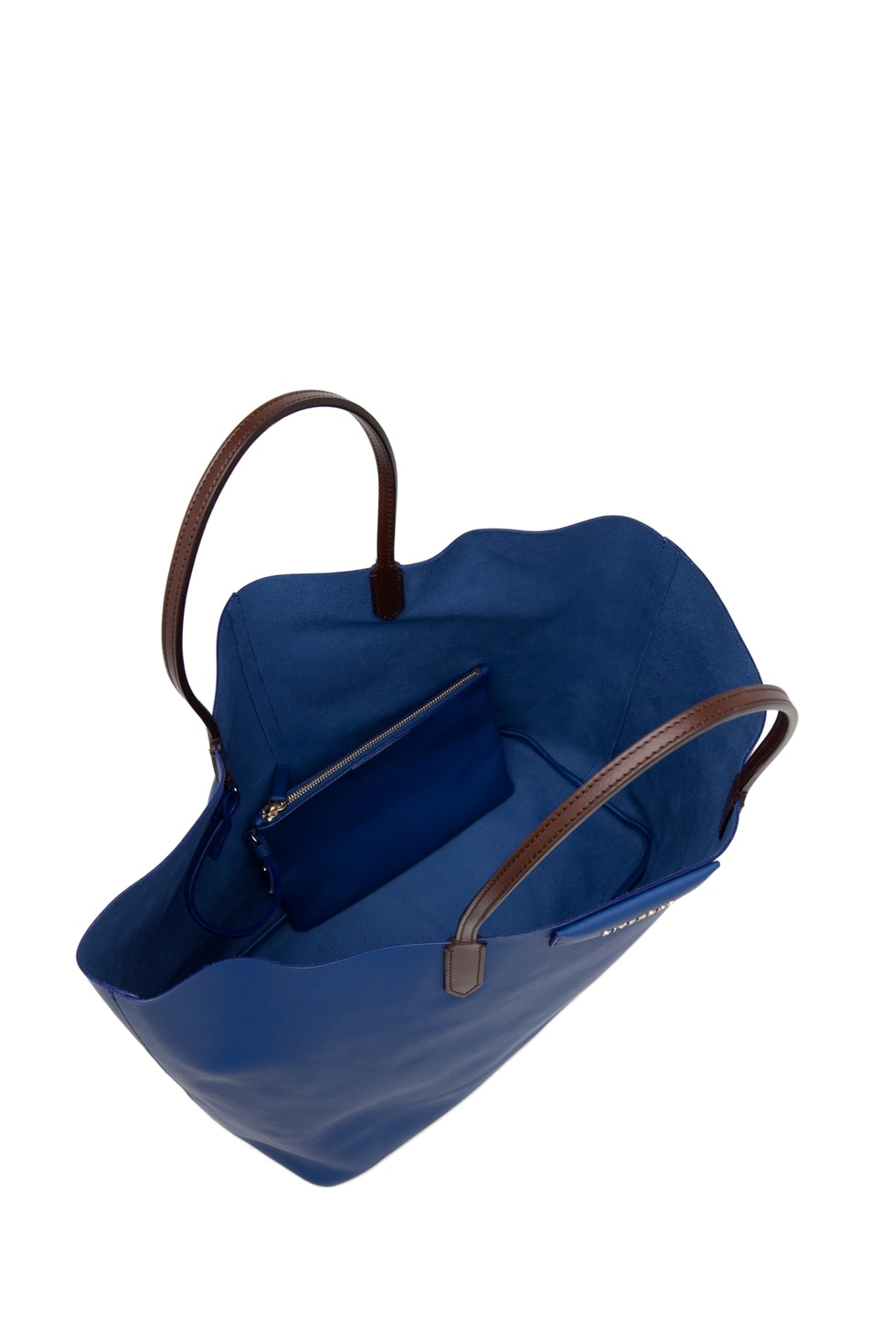 Image 6 of GIVENCHY Shopper with Pouch in Blue