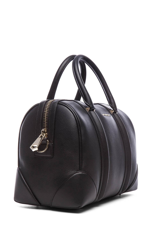 Image 3 of GIVENCHY Medium Lucrezia Bag in Black