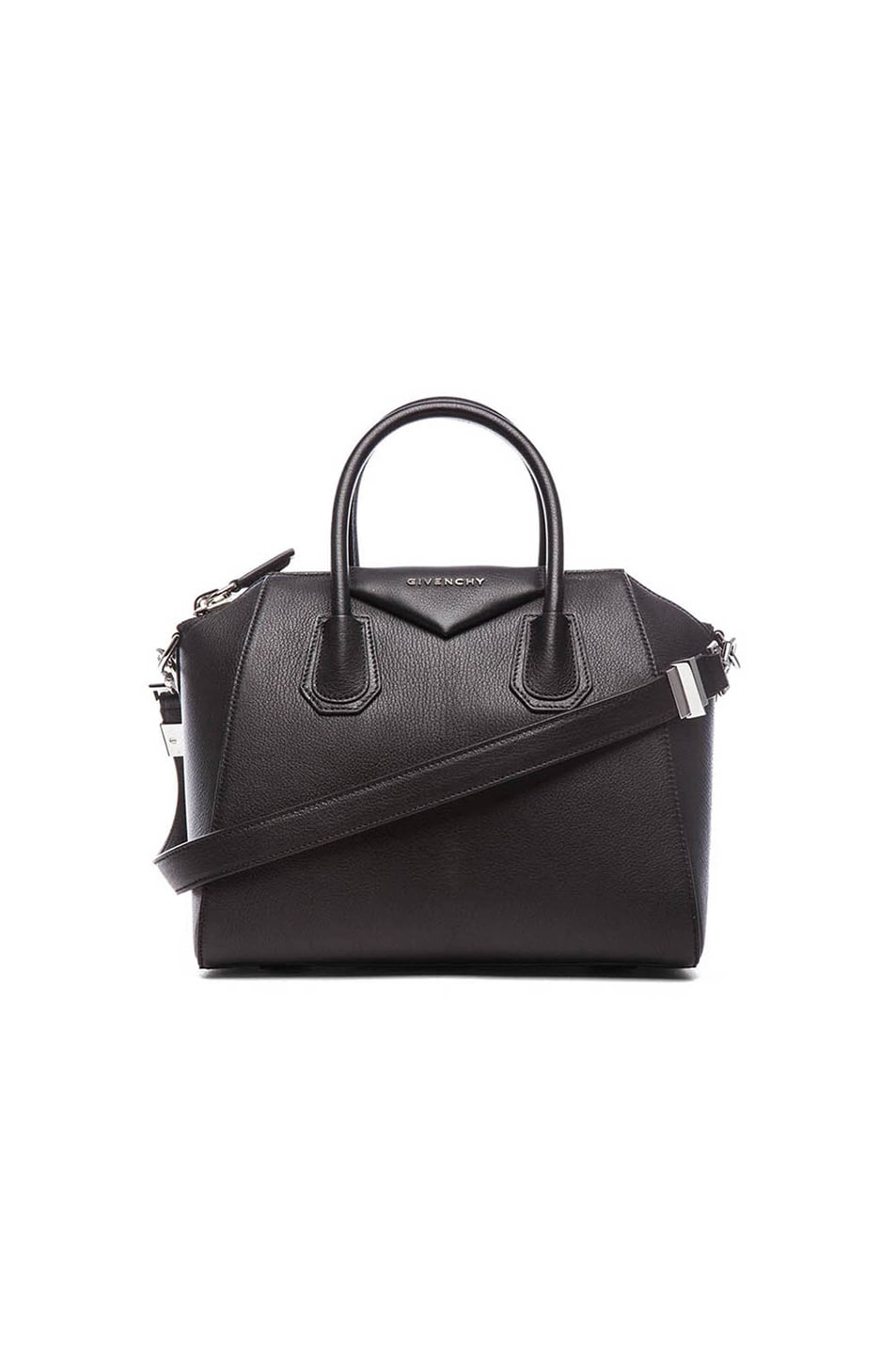 Image 1 of GIVENCHY Small Antigona in Black
