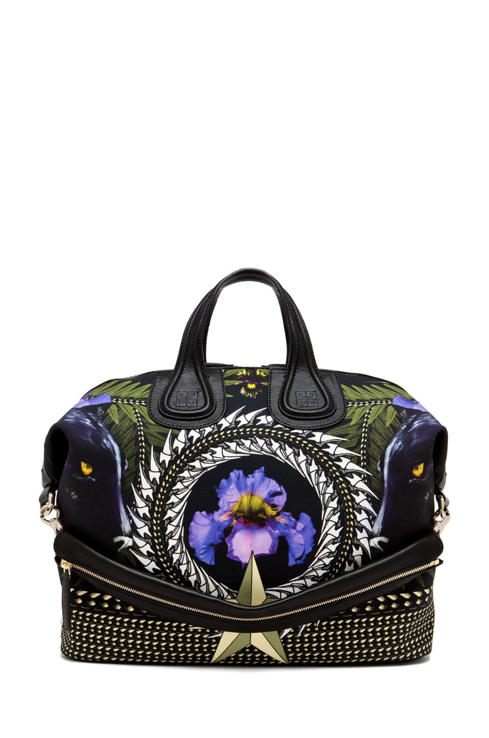 Image 1 of GIVENCHY Nightingale Large in Iris Print