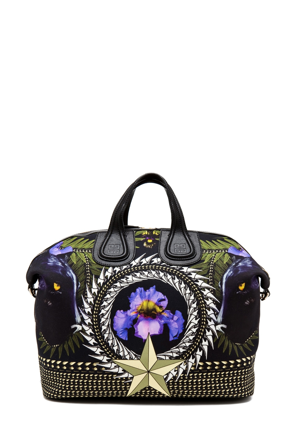 Image 2 of GIVENCHY Nightingale Large in Iris Print