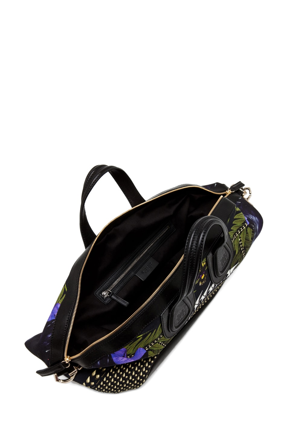 Image 4 of GIVENCHY Nightingale Large in Iris Print