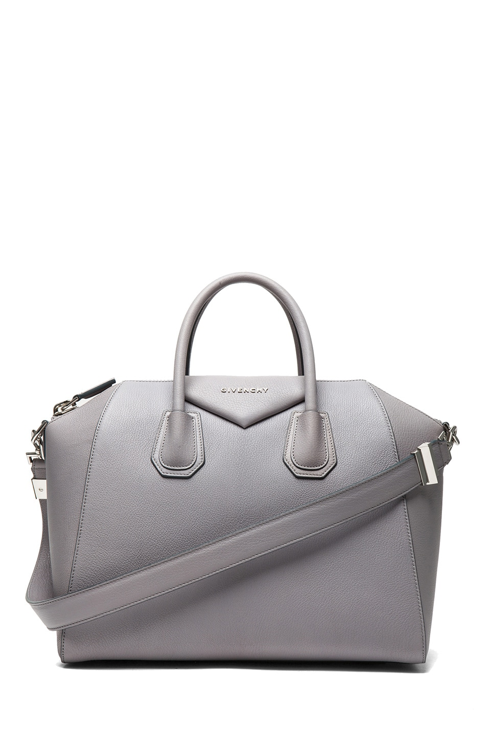 Image 1 of GIVENCHY Medium Antigona in Grey