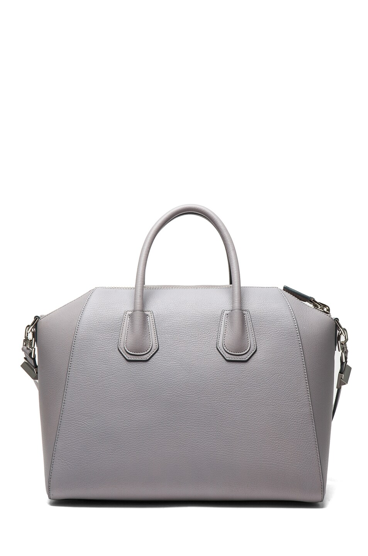 Image 2 of Givenchy Medium Antigona in Grey