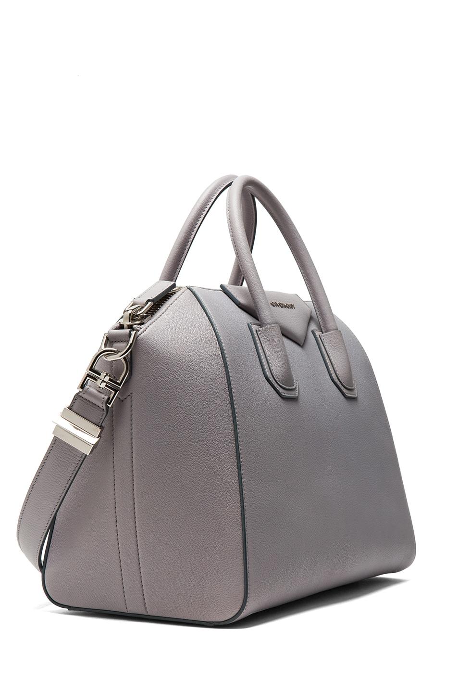 Image 3 of Givenchy Medium Antigona in Grey