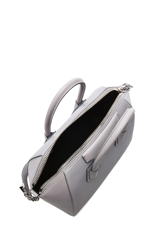 Image 4 of Givenchy Medium Antigona in Grey