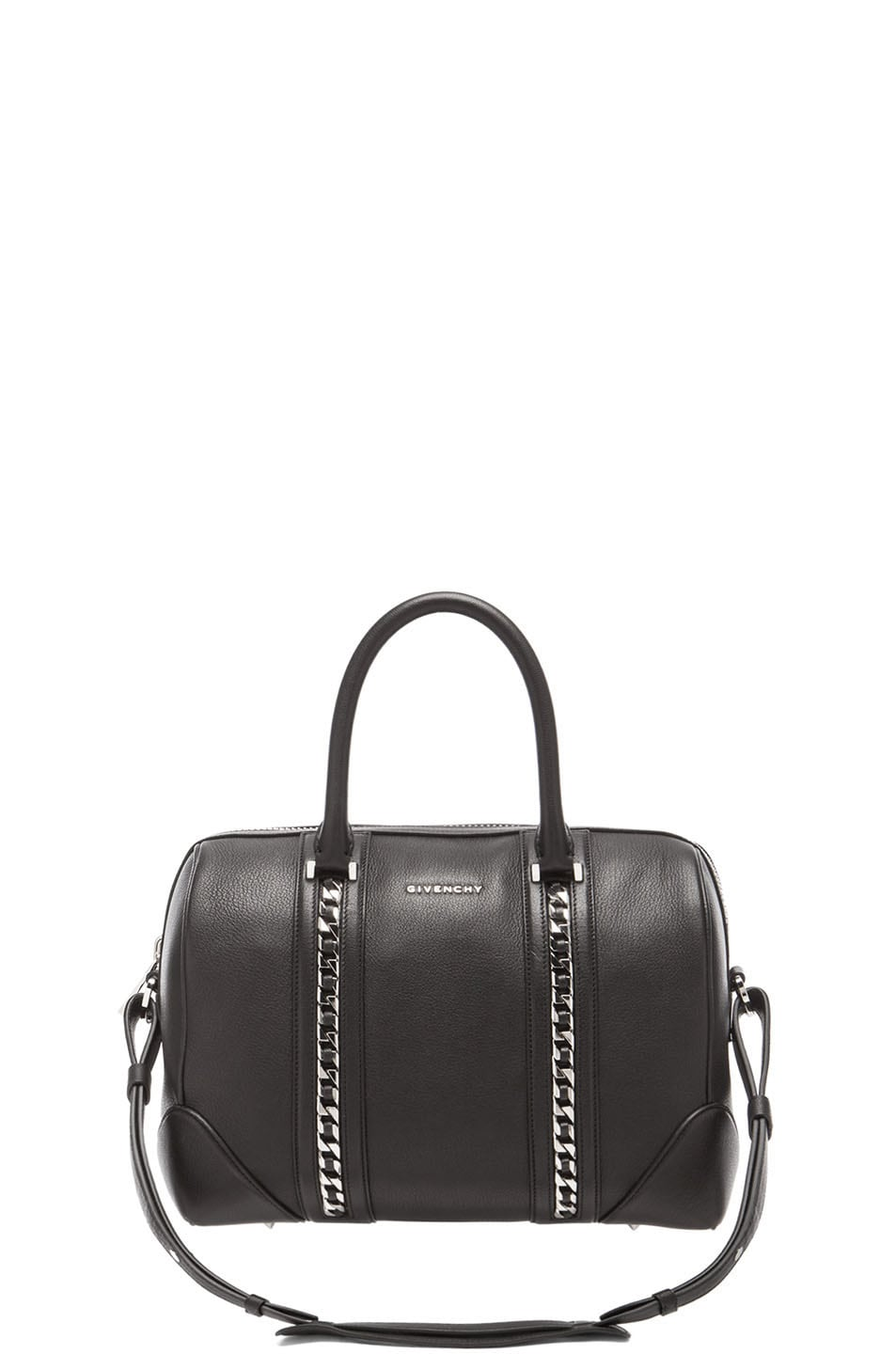 322a08d54244 Image 1 of Givenchy Chain Animation Medium Lucrezia in Black