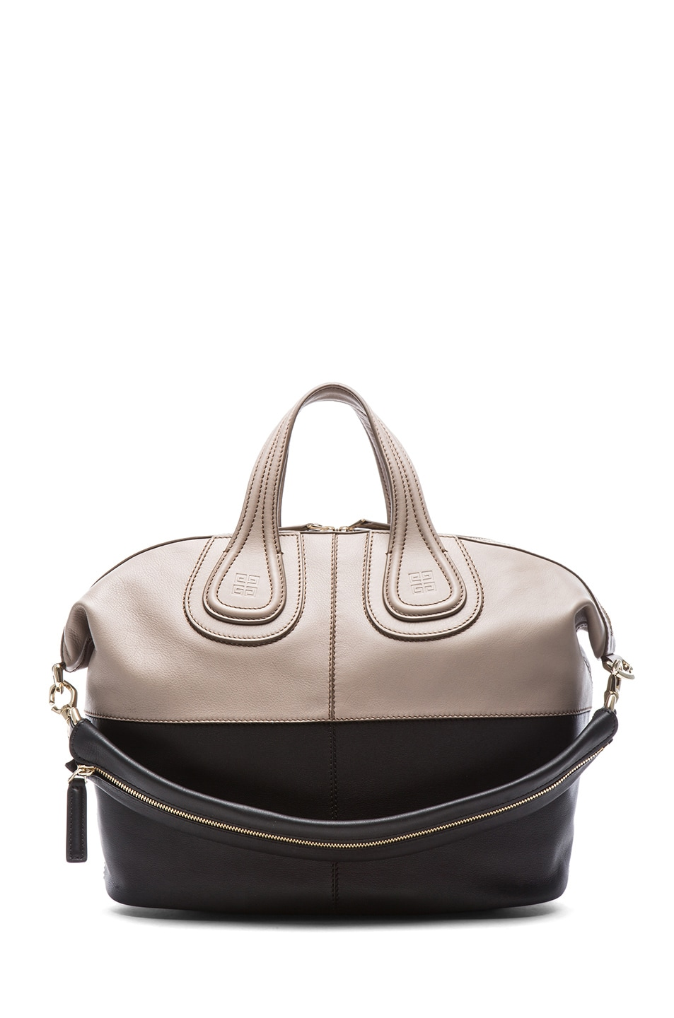 d3807865d2 Image 1 of Givenchy Medium Bi Color Nightingale in Taupe