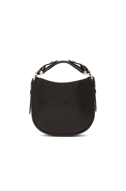 Image 1 of GIVENCHY Mini Zansi Obsedia Hobo in Black