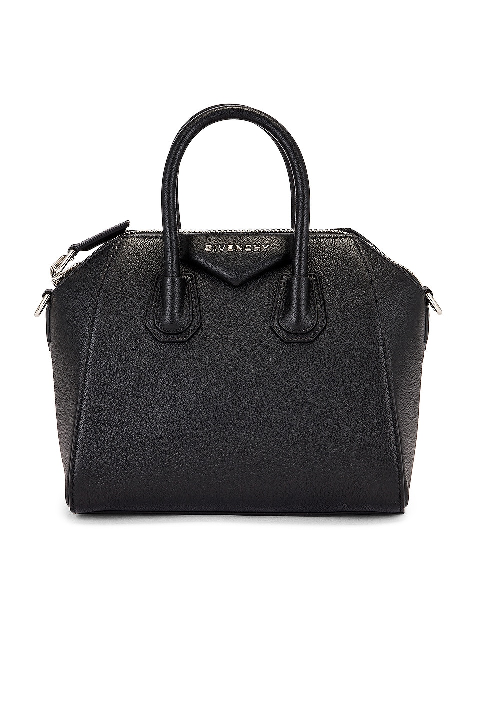 Image 1 of Givenchy Mini Sugar Antigona in Black