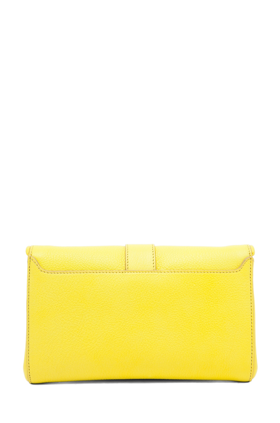 Image 3 of GIVENCHY Obsedia Clutch in Yellow