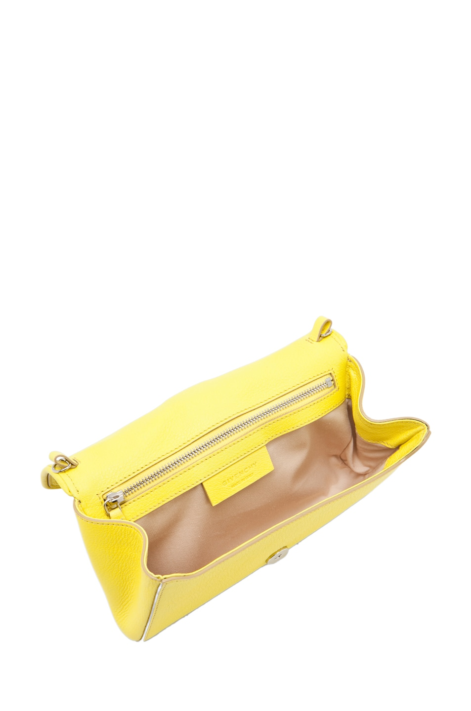 Image 4 of GIVENCHY Obsedia Clutch in Yellow