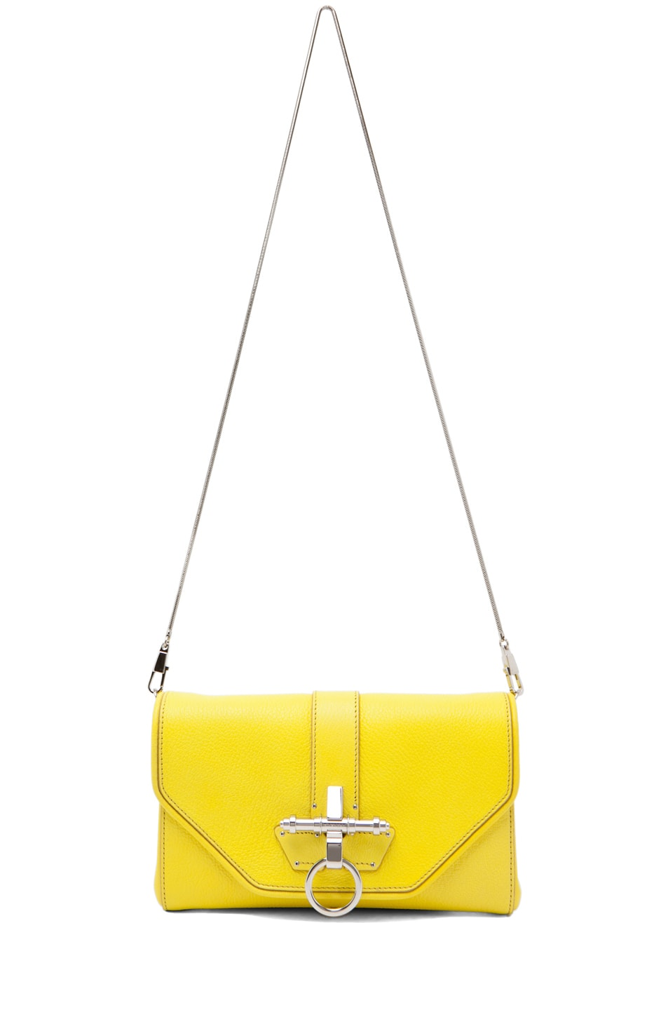 Image 5 of GIVENCHY Obsedia Clutch in Yellow