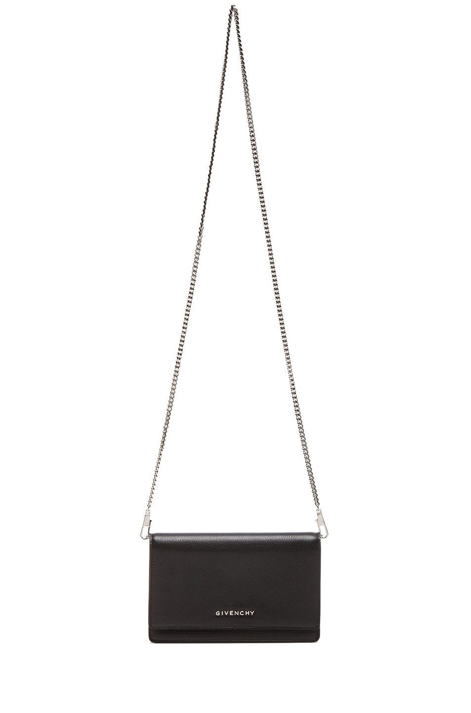 Image 1 of <DEPRECATED> GIVENCHY Pandora Chain Wallet in Black