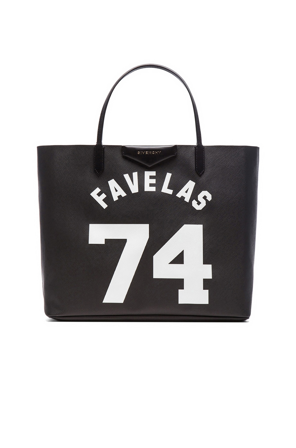 Image 1 of GIVENCHY Favelas 74 Antigona Shopper in Multi