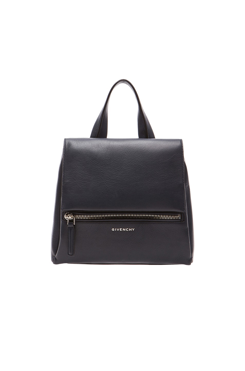 Image 1 of GIVENCHY Small Pandora Pure Flap Bag in Night Blue