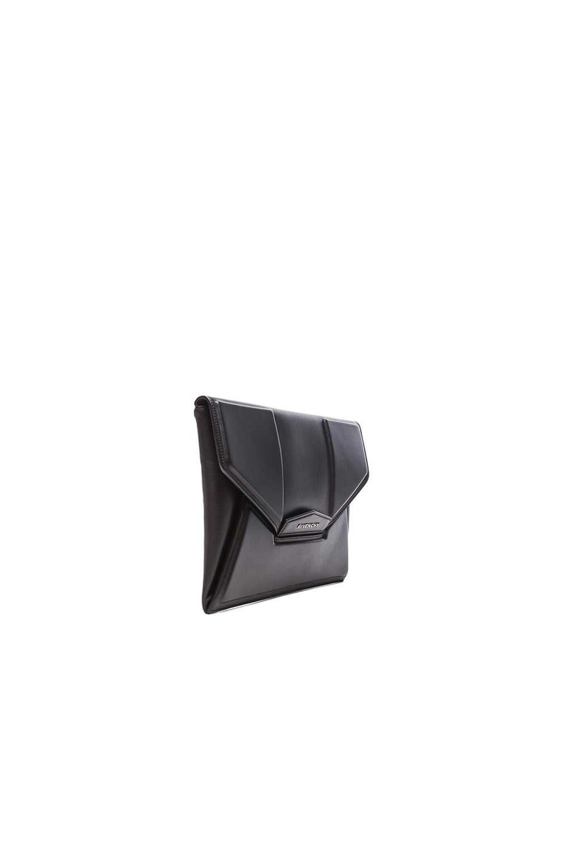 Image 4 of GIVENCHY Medium Antigona Clutch in Debossed Black