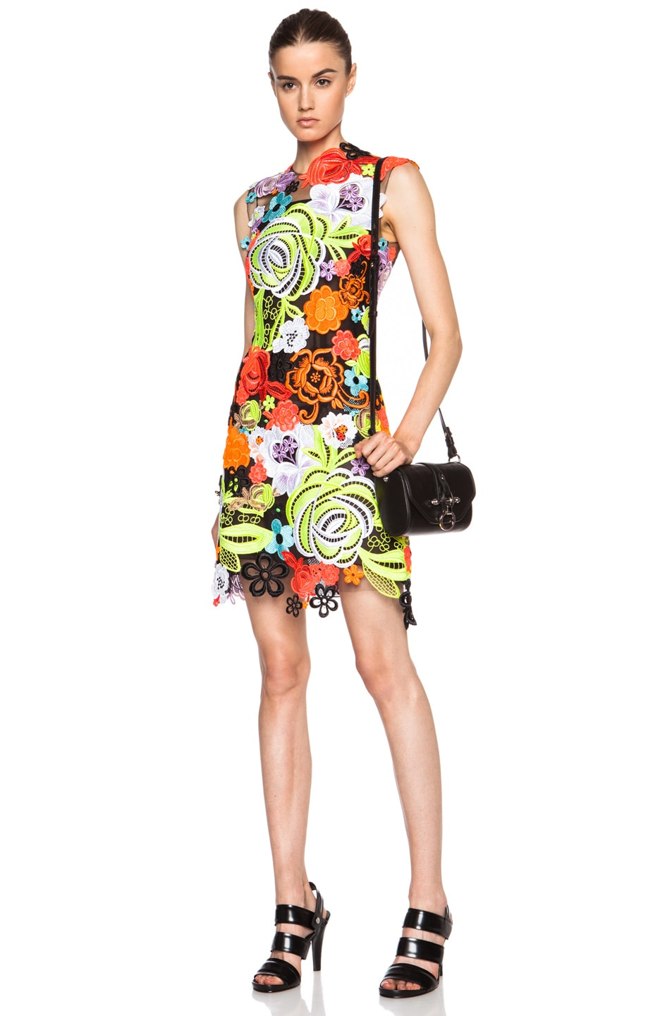 Image 2 of GIVENCHY Obsedia Coney in Black