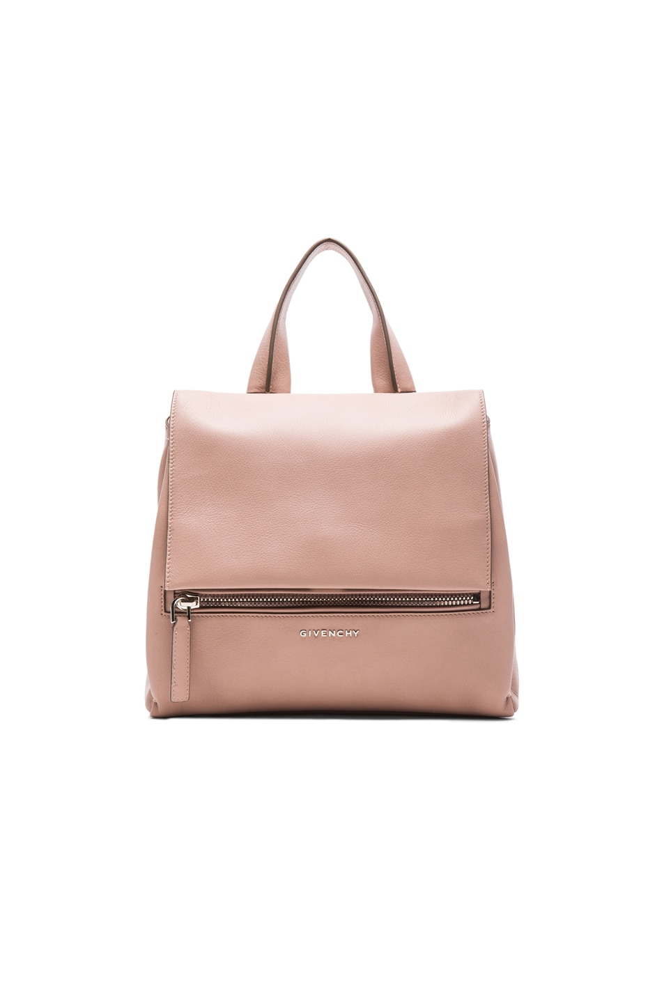 Image 1 of GIVENCHY Small Pandora Pure Flap Bag in Pink