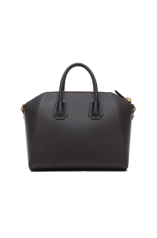 39befd0f18 Image 3 of Givenchy Medium Rubber Antigona in Black