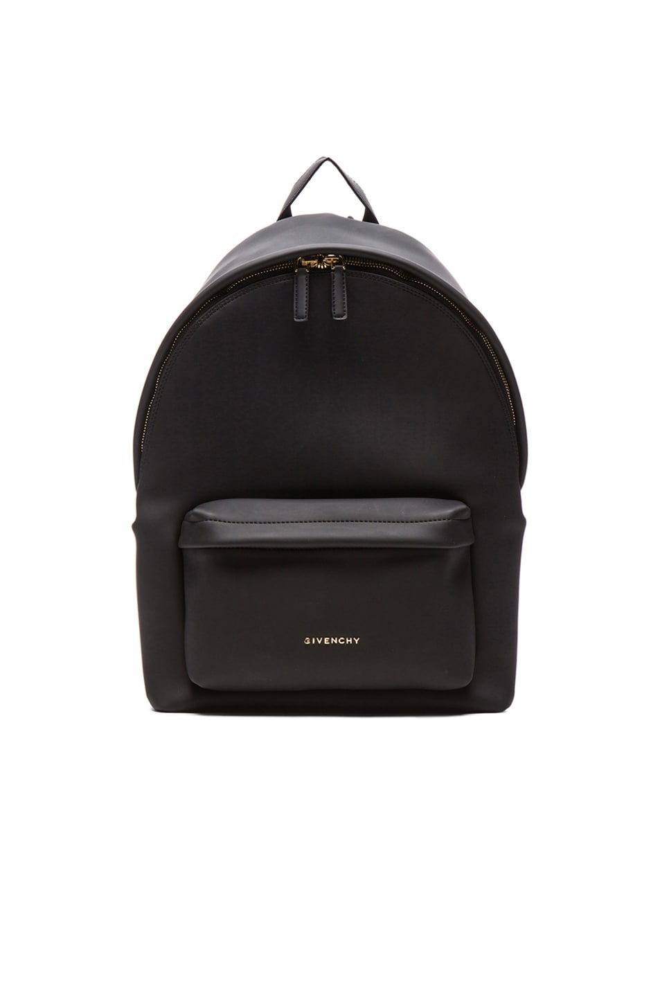 Image 1 of GIVENCHY Rubber Backpack in Black