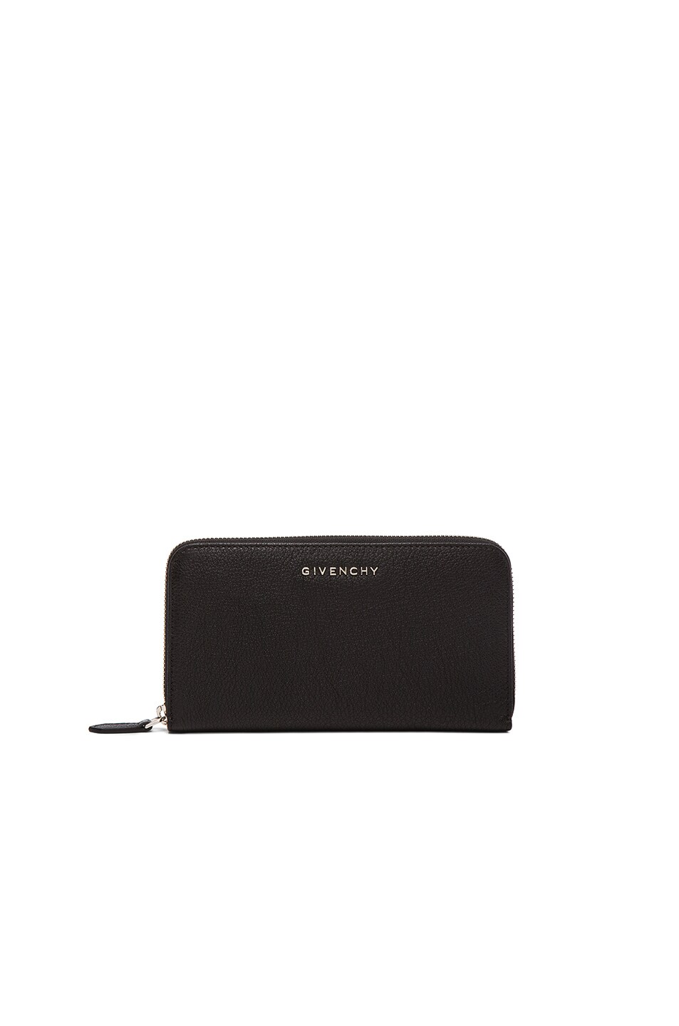 Image 1 of GIVENCHY Pandora Long Zip Around Wallet in Black