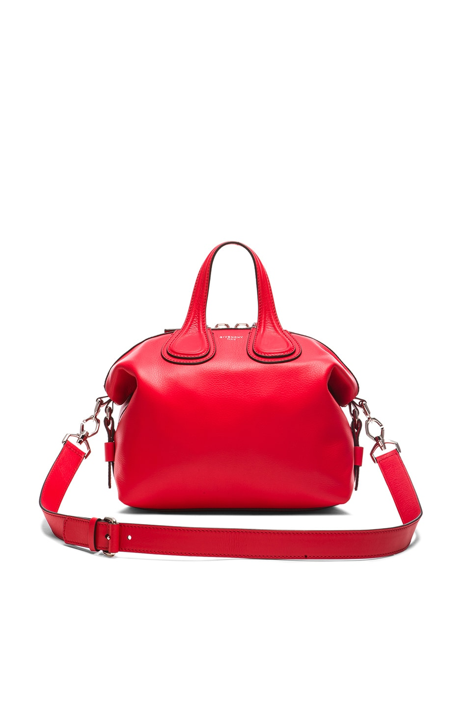 Image 1 of GIVENCHY Small Nightingale in Red