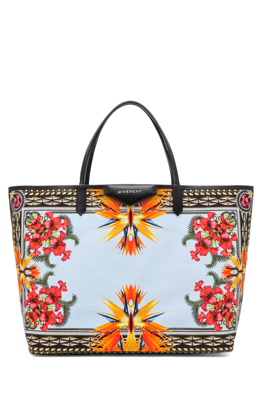 Givenchy Birds of Paradise Shopper in Flower Print | FWRD