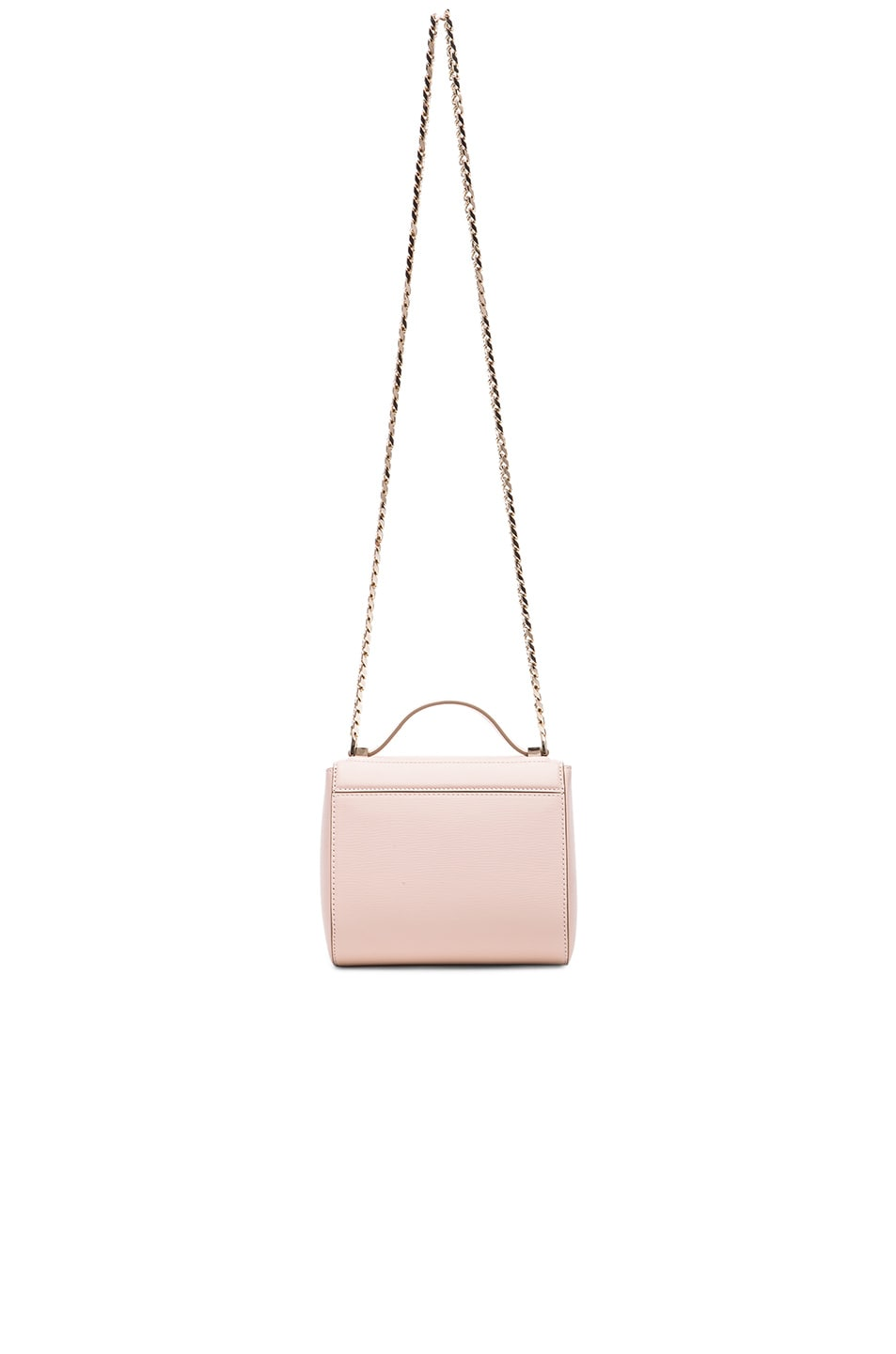 69625b3fe7ff Image 3 of Givenchy Mini Chain Pandora Box in Nude