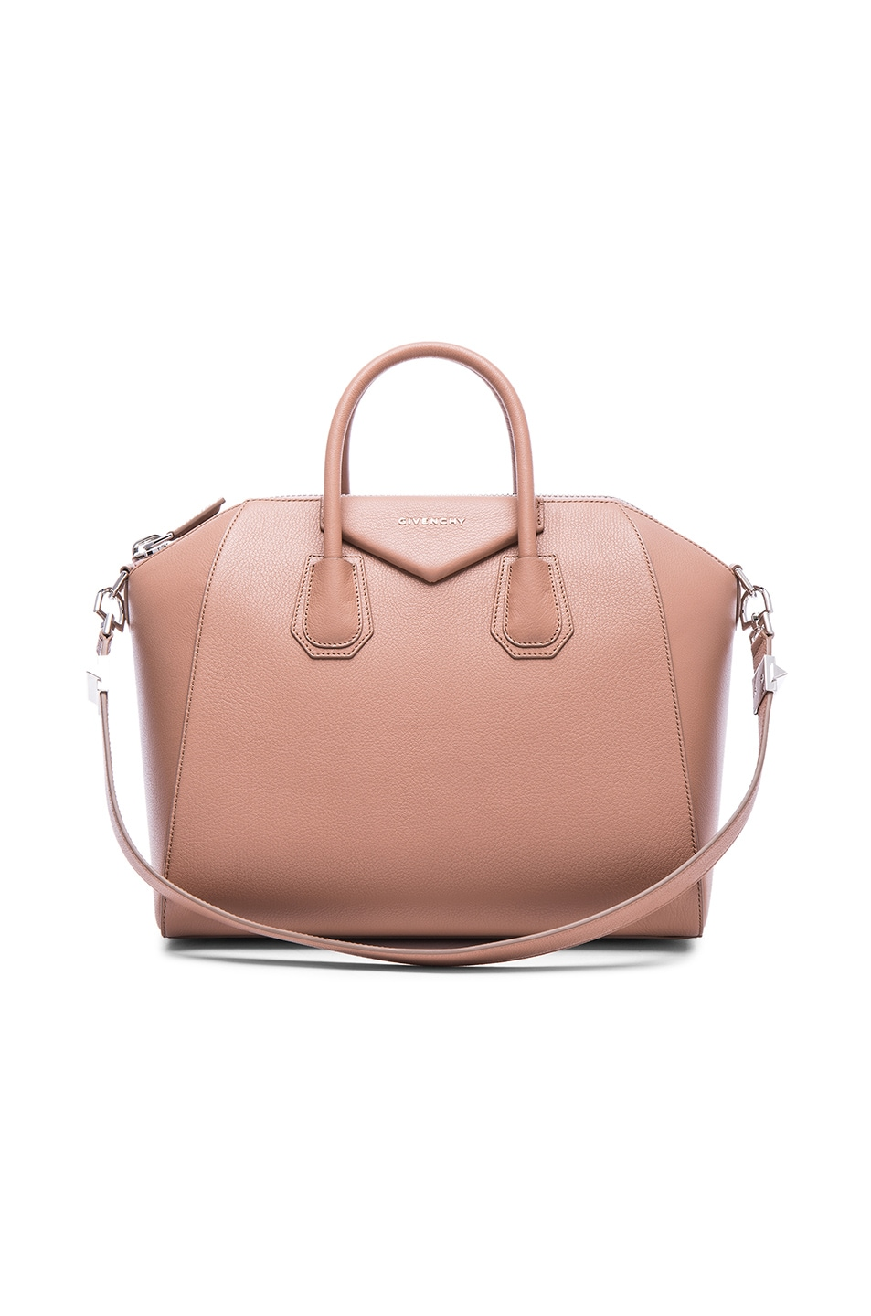 Image 1 of Givenchy Medium Antigona in Old Pink