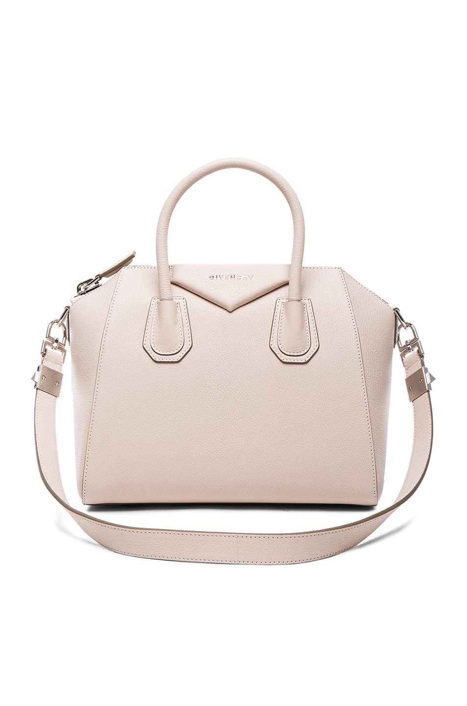 Image 1 of Givenchy Small Antigona in Nude Pink