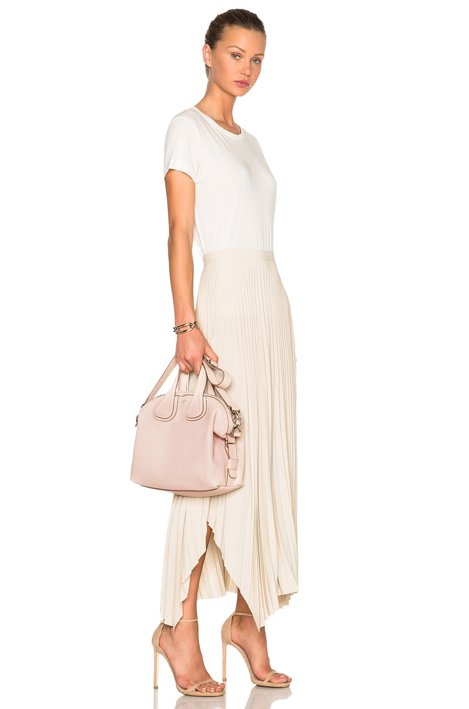 Image 2 of Givenchy Small Nightingale in Nude Pink 9fe7079541