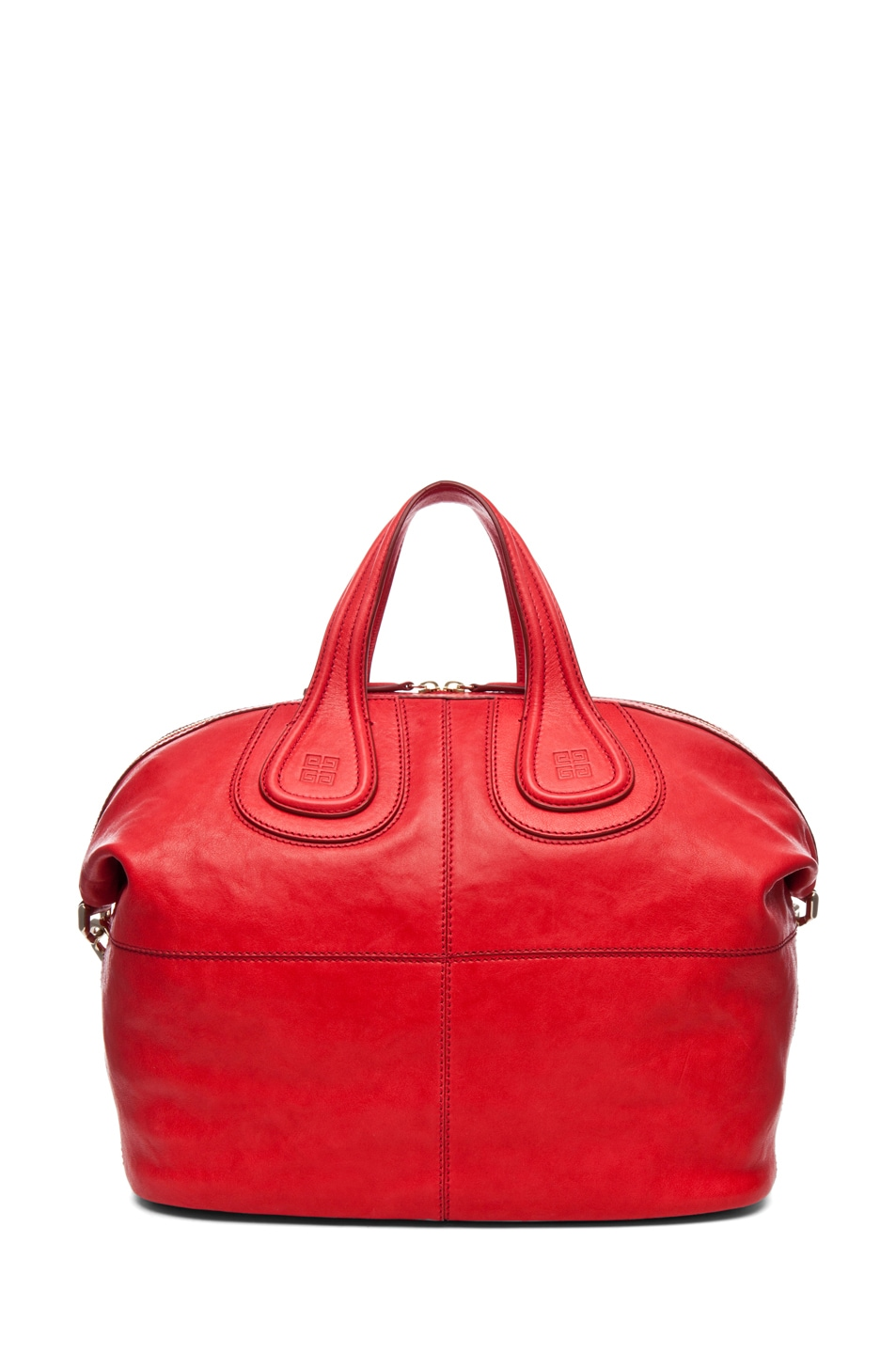 Image 2 of GIVENCHY Nightingale Medium in Red