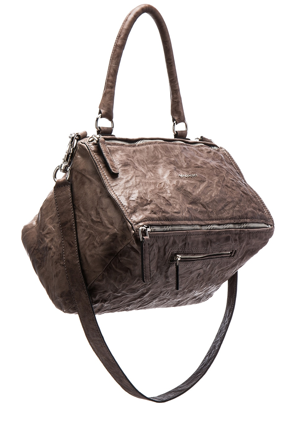 Image 1 of Givenchy Old Pepe Medium Pandora Bag in Anthracite
