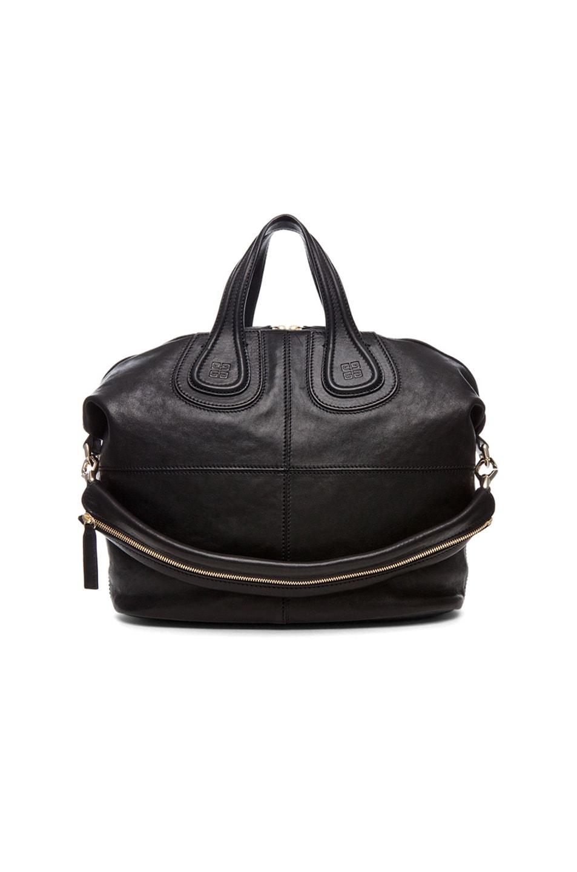 Image 1 of Givenchy Medium Nightingale in Black