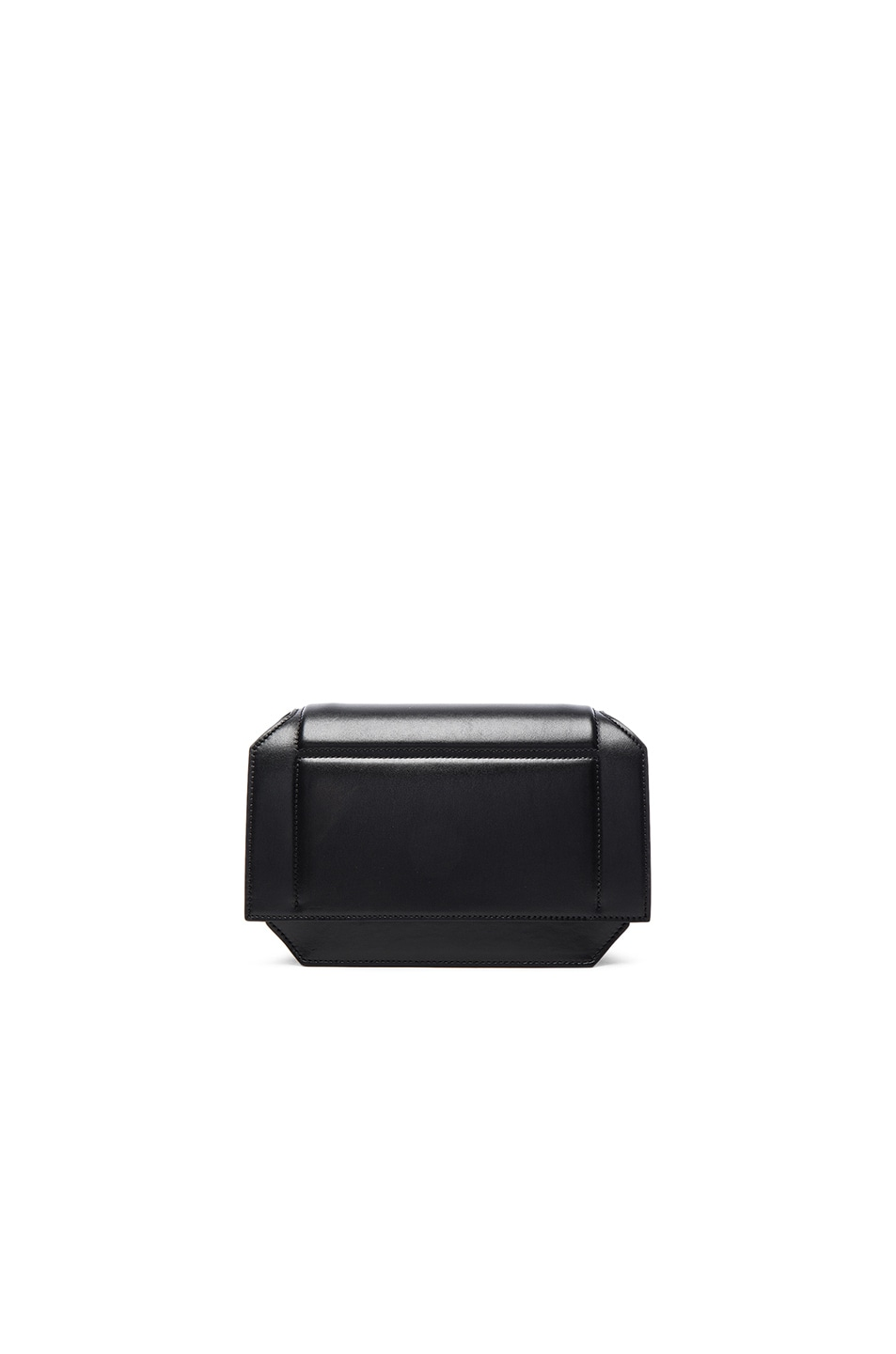Image 3 of Givenchy Bow Cut Bag in Black