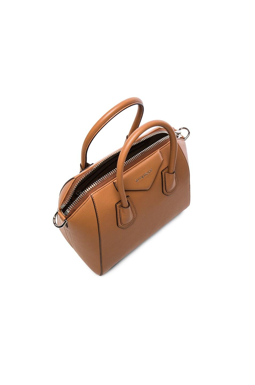 847f09e52c5a5 Image 5 of Givenchy Antigona Small Bag in Caramel