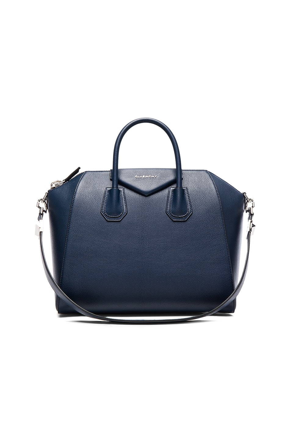 Image 1 of Givenchy Medium Sugar Antigona in Night Blue