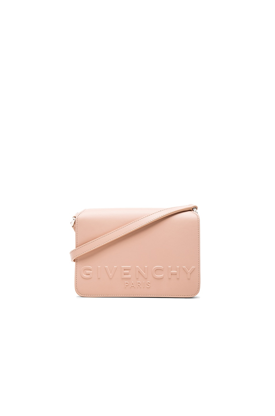 Image 1 of Givenchy Small Logo Bag in Light Pink