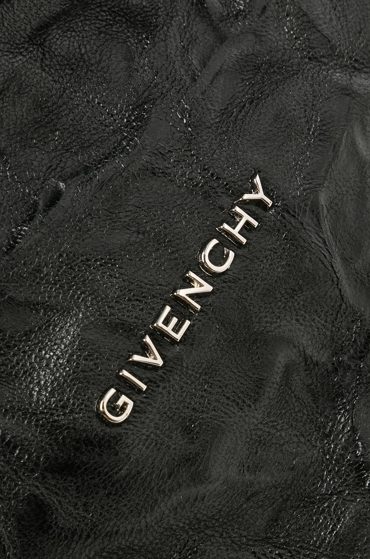 Image 6 of Givenchy Old Pepe Mini Pandora Bag in Black