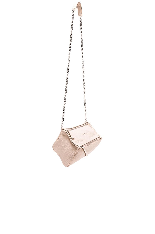 Image 1 of Givenchy Mini Chain Sugar Pandora in Nude Pink b791771cc4