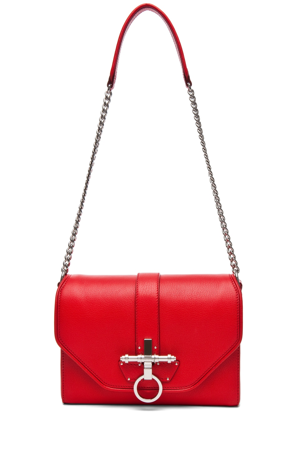bea5dbcef769 Image 5 of Givenchy Obsedia with Chain in Red