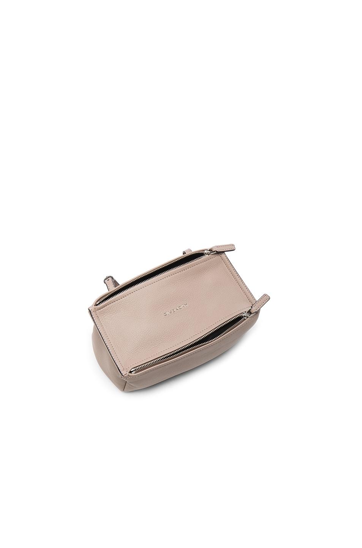 Image 3 of Givenchy Mini Sugar Pandora in Mastic