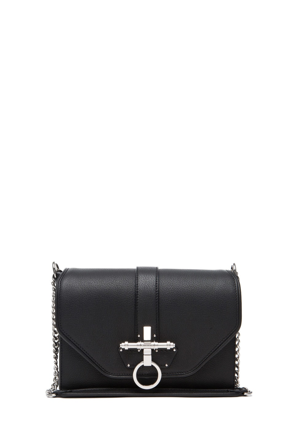 Image 1 of Givenchy Obsedia with Chain in Black