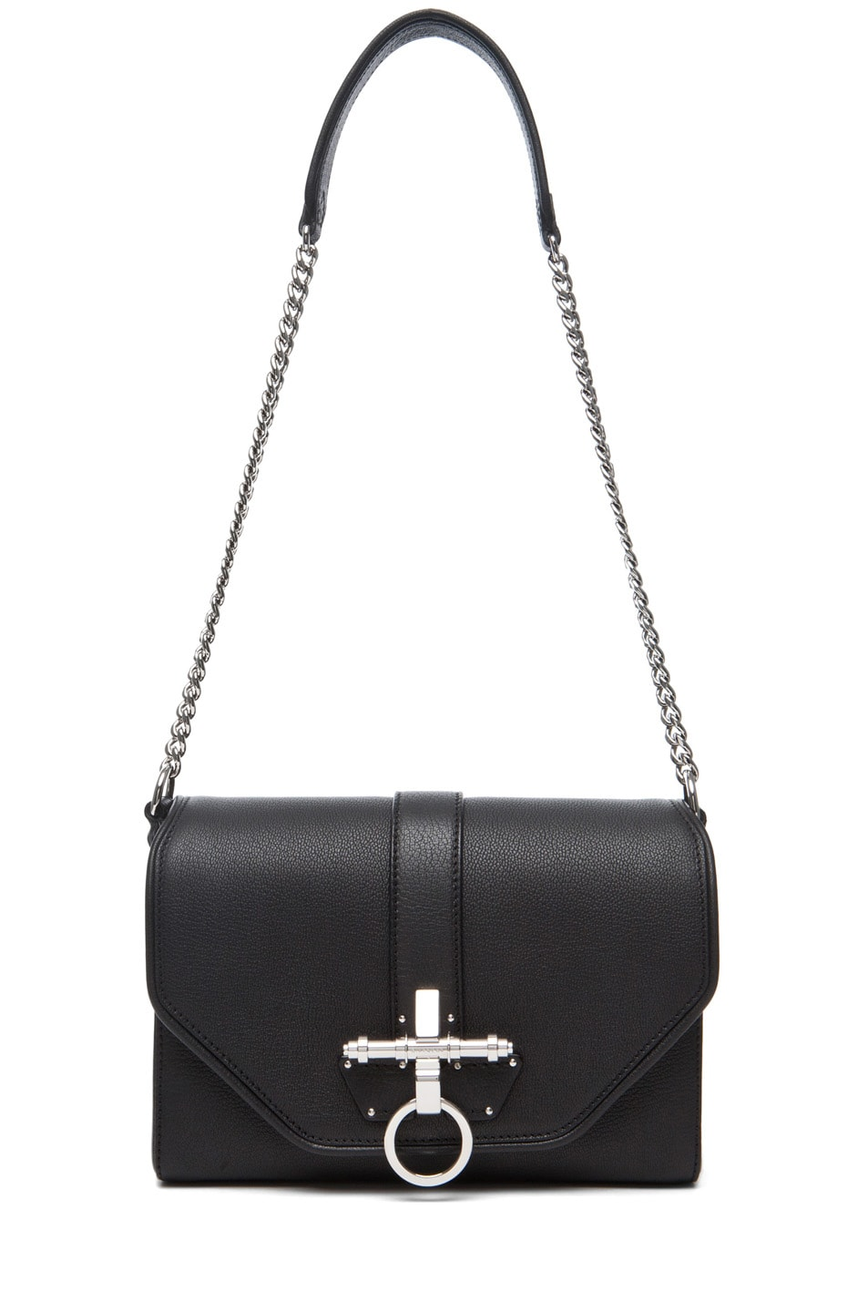 Image 5 of Givenchy Obsedia with Chain in Black