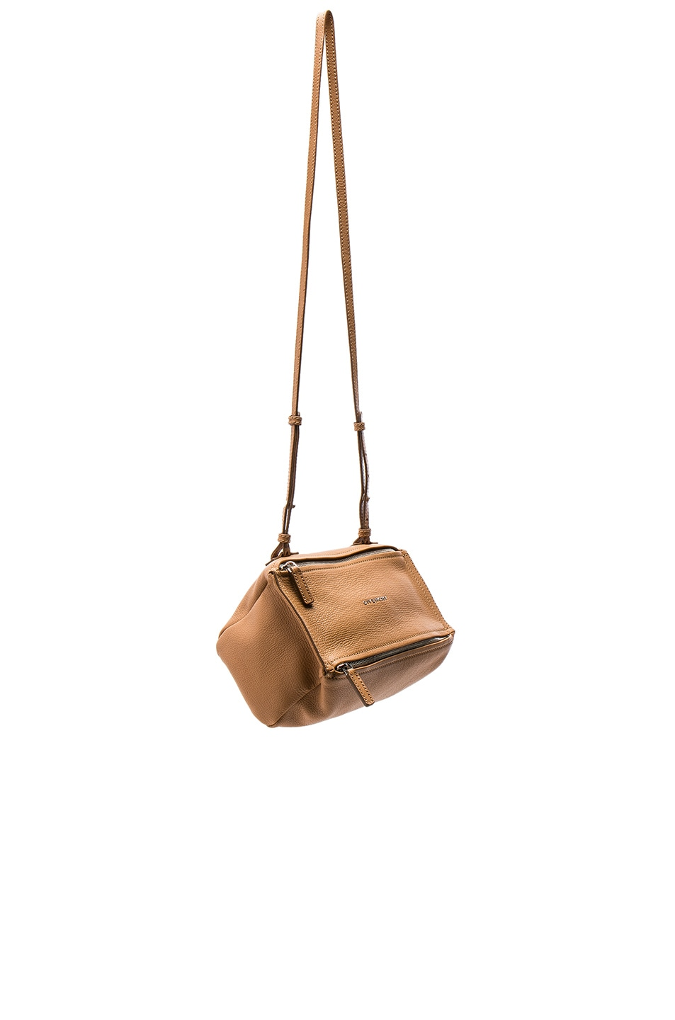 Image 1 of Givenchy Mini Sugar Pandora in Medium Beige