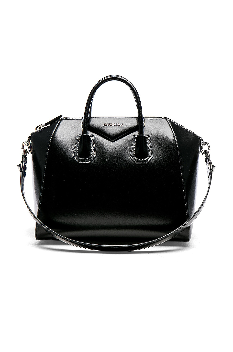 Image 1 of Givenchy Medium Box Antigona in Black