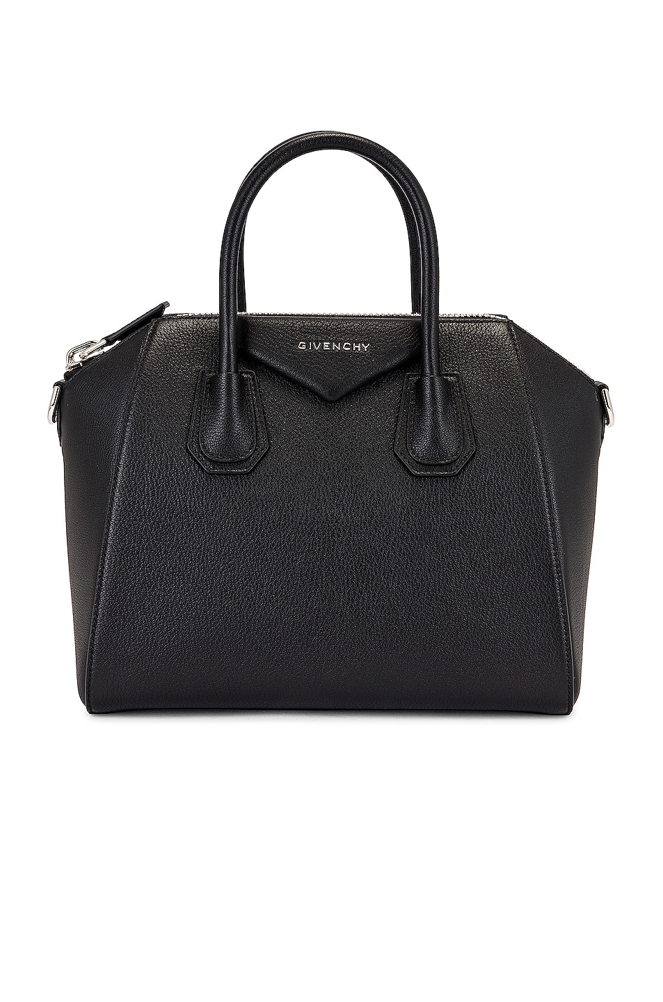 Image 1 of Givenchy Small Sugar Antigona in Black